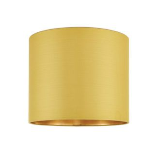 Abażur Boutique 12 do lamp Endon Lighting - żółty
