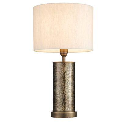 lampa stołowa w stylu etno