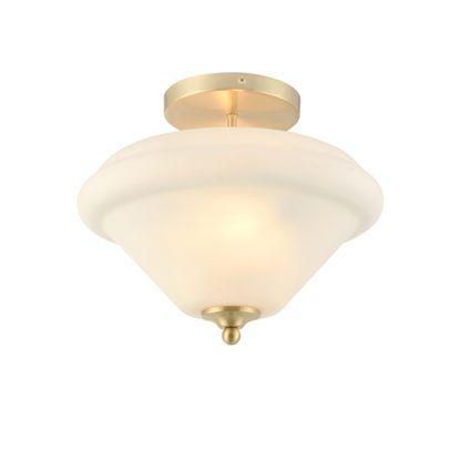 mleczna lampa sufitowa klasyczna