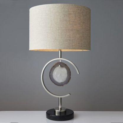 oryginalna lampa stołowa do salonu