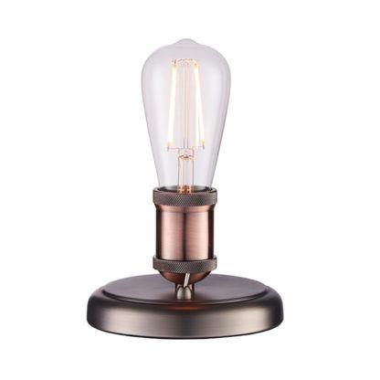 lampa stołowa industrialna mała