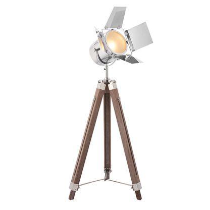 lampa podłogowa reflektor