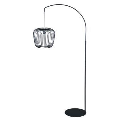 lampa podłogowa klatka