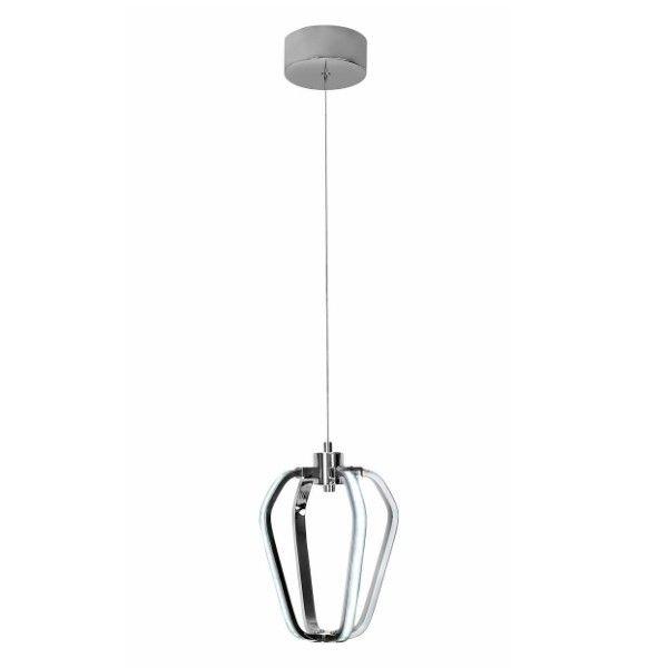 ledowa, designerska lampa wisząca