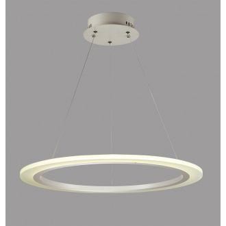 ledowa lampa wisząca minimalistyczny design