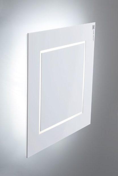 kwadratowy kinkiet LED