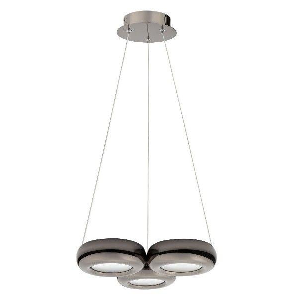 potrójna lampa wisząca LED, nowoczesny design