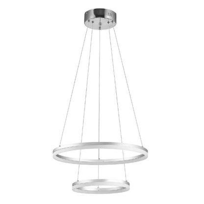 ledowe obręcze lampa wisząca