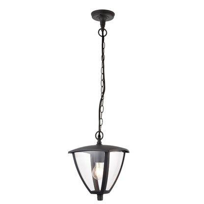 lampa wisząca przed dom