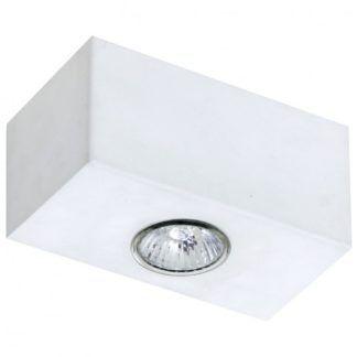 Biały plafon Brasco - nowoczesna forma