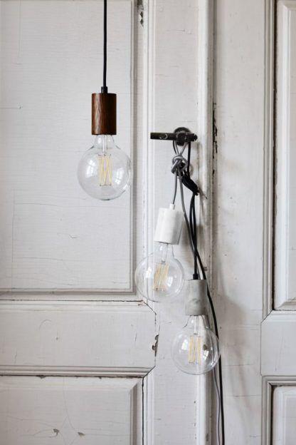 lampy na same żarówki