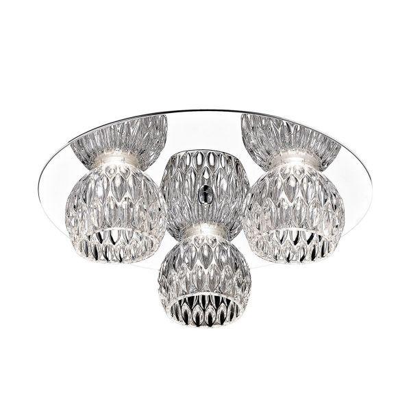 nowoczesna lampa sufitowa elegancka