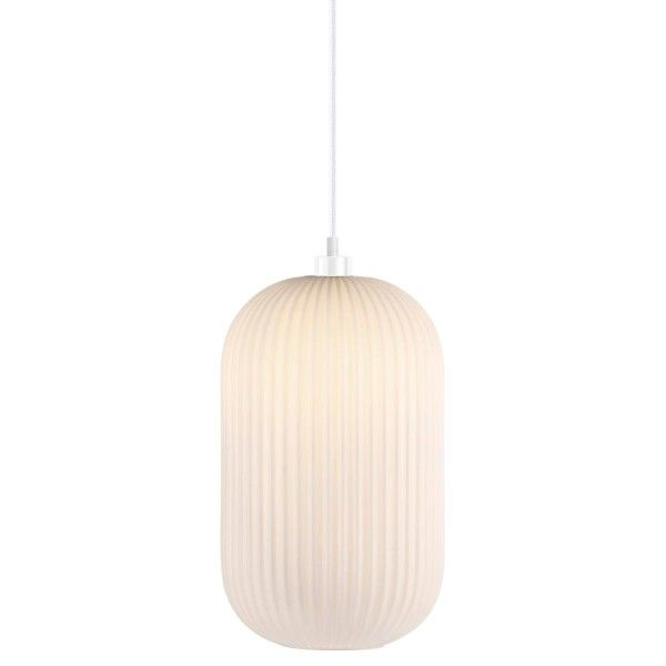 nowoczesna lampa wisząca prążki
