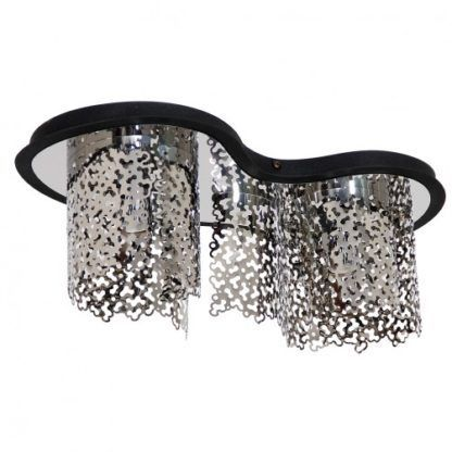 lampa sufitowa glamour ażurowa
