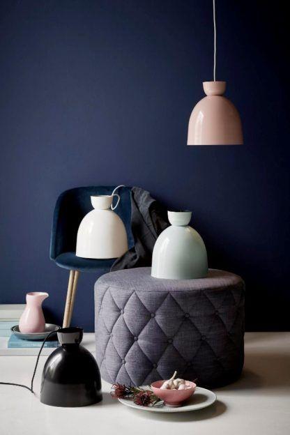 pastelowe lampy wiszące