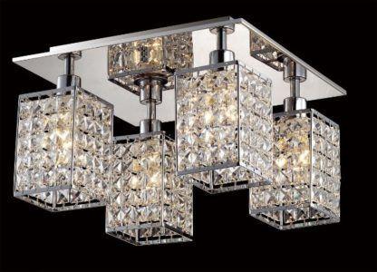 luksusowa lampa sufitowa
