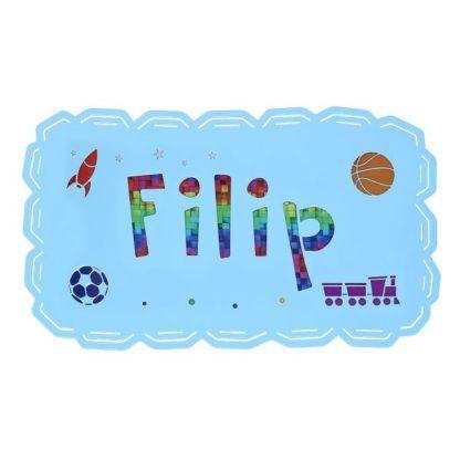 kinkiet FILIP dziecięcy