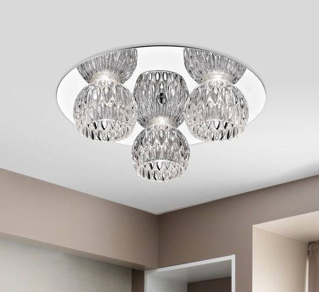 lampy sufitowe led aurelia
