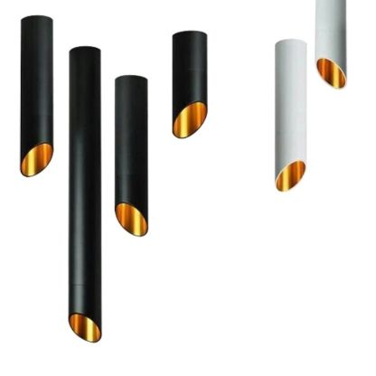 lampa sufitowa nowoczesna tuba