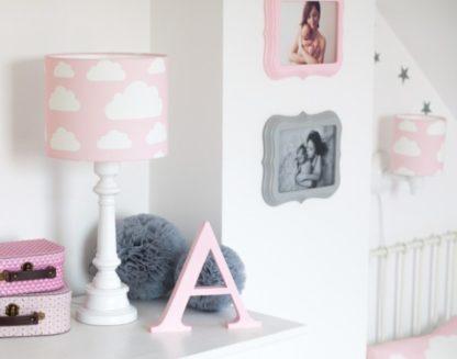 pastelowe lampy do pokoju dziecięcego
