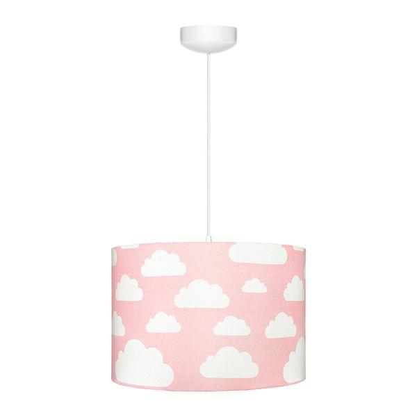 pastelowe lampy do pokoju dziecka