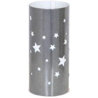 Srebrna lampka nocna Gwiazdy - tuba