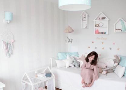 pokój dziecięcy oświetlenie
