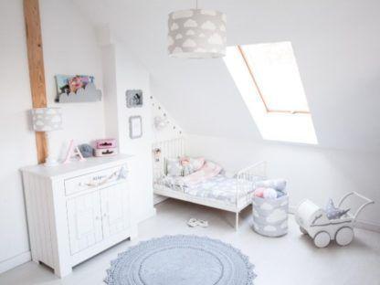 oświetlenie pokoju dziecięcego szare