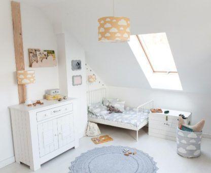 lampy do pokoju dziecka żółte
