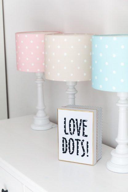 lampki nocne dla dziecka pastele