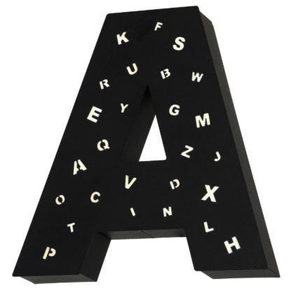 kinkiet literka A