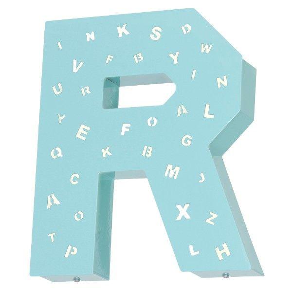 kinkiet litera R