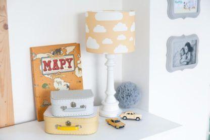 kolorowe lampy do pokoju dziecka