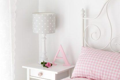pastelowy pokój lampka nocna