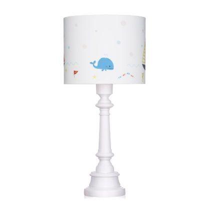 marynistyczna lampka do pokoju dziecięcego