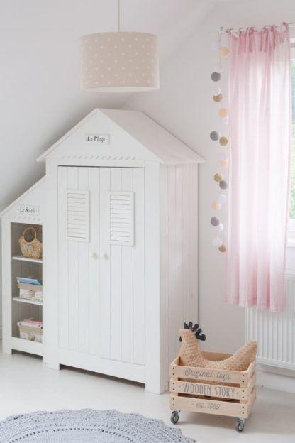 beżowa lampa do pokoju dziecka