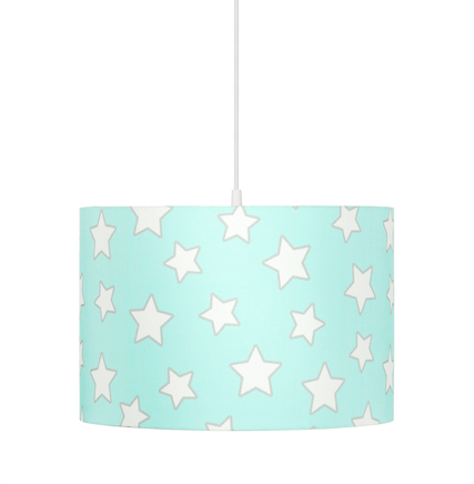 pastelowe lampy do dziecięcego pokoju