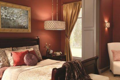 podłużna kryształowa lampa luksusowa
