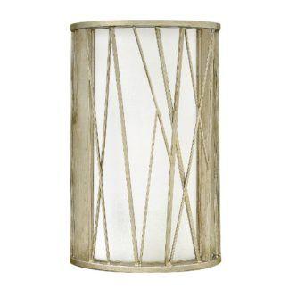 Kinkiet Nest - szklany klosz, dekoracyjna oprawa