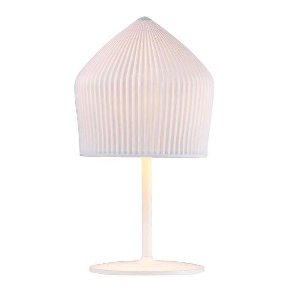 Elegancka lampa stołowa Reykjavik - Nordlux - DFTP - ceramiczna