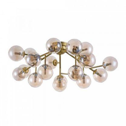 lampa sufitowa szklane kule klosze
