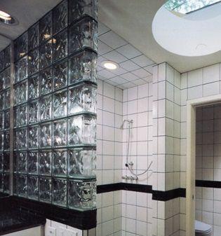łazienka jak w szpitalu - oświetlenie