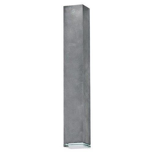 lampa sufitowa beton