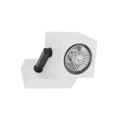 biało-czarny reflektor
