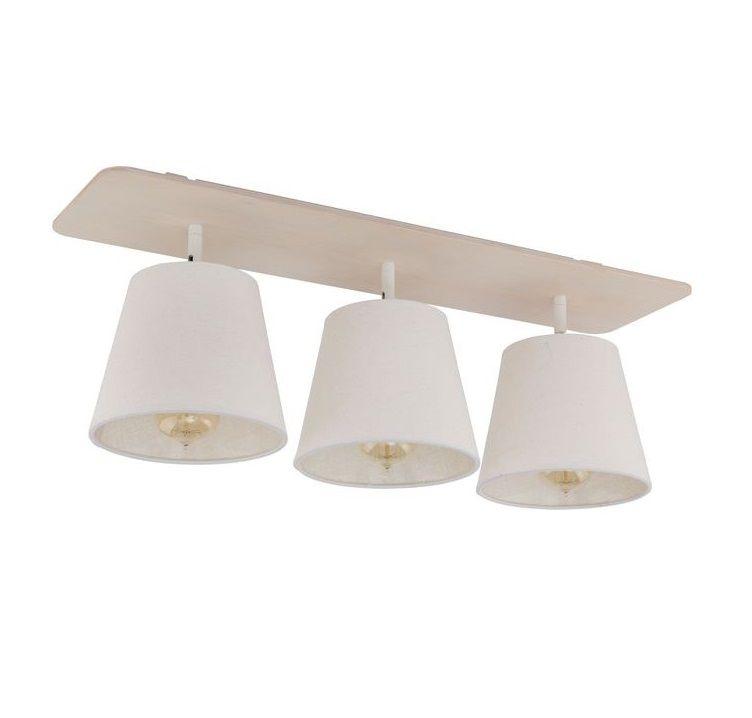 lampa sufitowa styl rustykalny