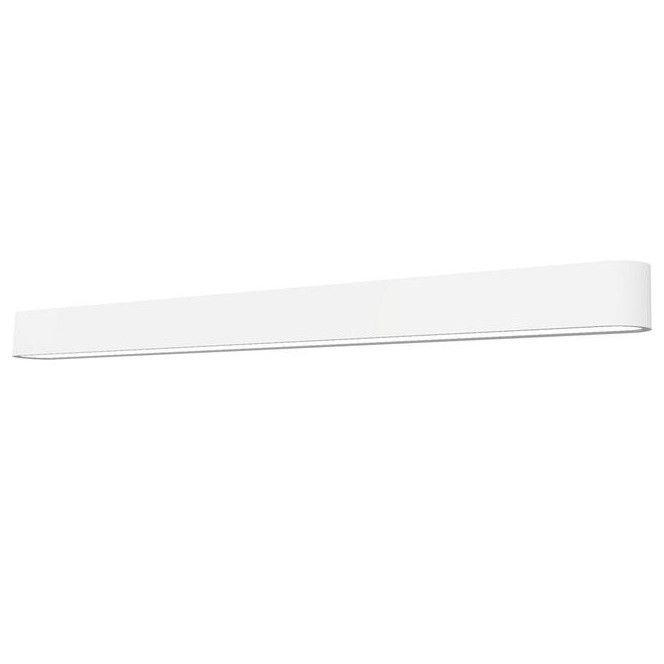 biała lampa sufitowa do biura
