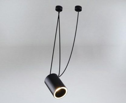lampa wisząca pająk z kloszem tubą