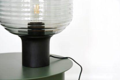 lampa stołowa ze szkła nowoczesna