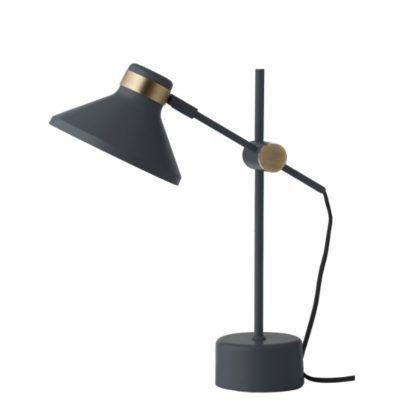 designerska lampa biurkowa nowoczesna