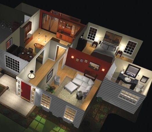 inteligente sterowanie domem i oświetleniem - rozwiązania